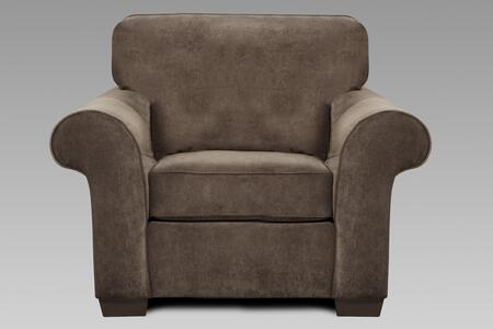 Chelsea Home Furniture Worcester 195301CEA Front