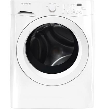 "Frigidaire FFFW5000QW 27"" 3.9 cu. ft. Front Load Washer, in White"