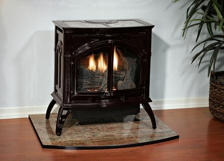 Empire VFD-30-CC30 Heritage Series 25000 BTU Medium Size Vent-Free Cast Iron Stove In