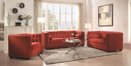 Coaster 5049073PC Cairns Living Room Sets