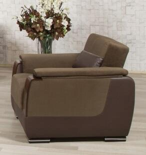 Armchair in Brown