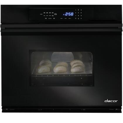Dacor Classic MORS130 Single Electric Wall Oven with 3.9 cu. ft. Convection Oven, Self-Cleaning, 6 Cooking Modes, Proofing and Electronic Touch Controls: