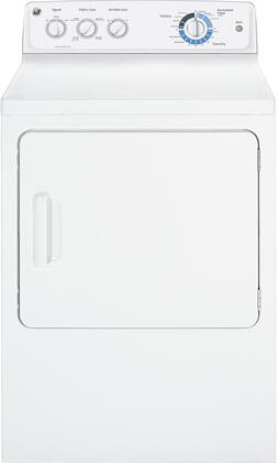 GE GTDL210GDWW  Gas Dryer, in White