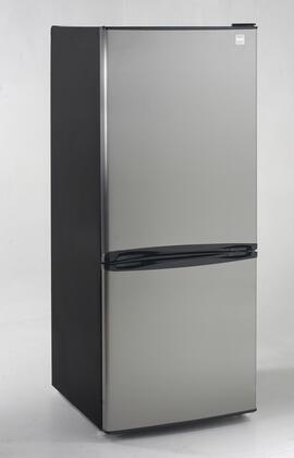 Avanti FFBM923PS Freestanding Apartment 9.2 cu. ft. Capacity,  Bottom Freezer Refrigerator |Appliances Connection