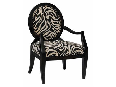 Stein World 11507 Accent Seating Series Armchair Fabric Wood Frame Accent Chair