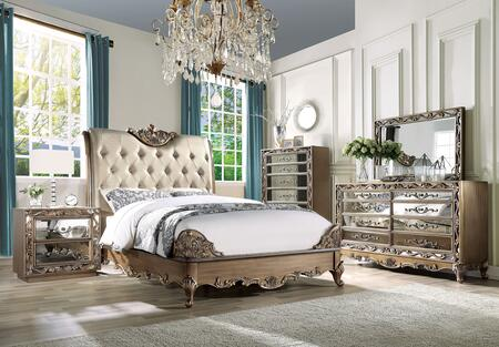 Acme Furniture Orianne Bedroom Set.