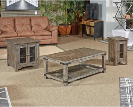 Signature Design by Ashley Danell Ridge Living Room Table Set