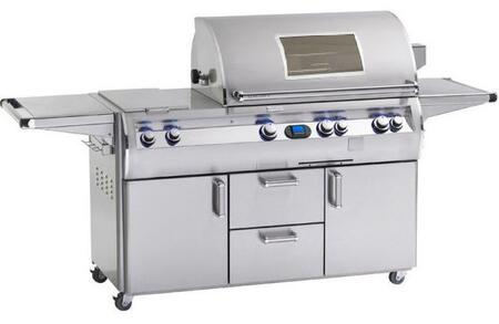 FireMagic E1060S4L1P71W Freestanding Grill, in Stainless Steel