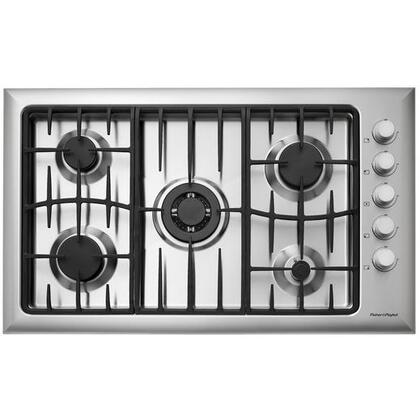 Fisher Paykel CG365CWACX1  Gas Sealed Burner Style Cooktop