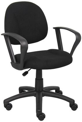 "Boss B317BK 25"" Adjustable Contemporary Office Chair"