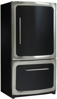 Heartland 301500L0200 Classic Series Bottom Freezer Refrigerator with 18.5 cu. ft. Total Capacity 5.6 cu. ft. Freezer Capacity 4 Glass Shelves