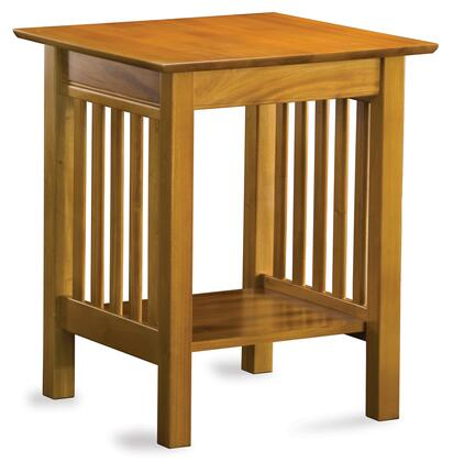 Atlantic Furniture MISSIONMPSCL Mission Series  End Table