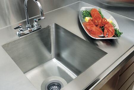 Aline TA11A2RE Kitchen Sink