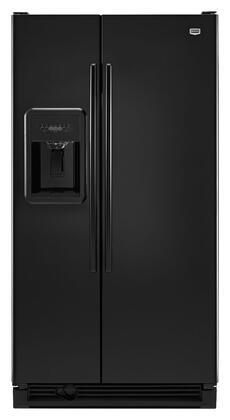 Maytag MSD2273VEB Freestanding Side by Side Refrigerator