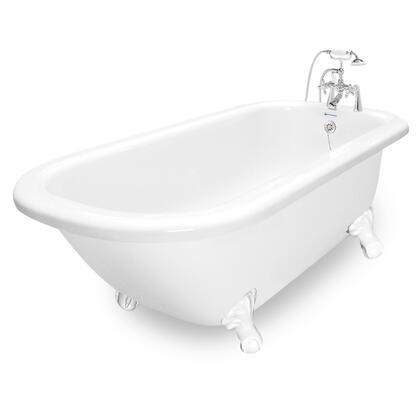 American Bath Factory T060BWH