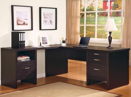Coaster 800781SET Jamesburg Desks