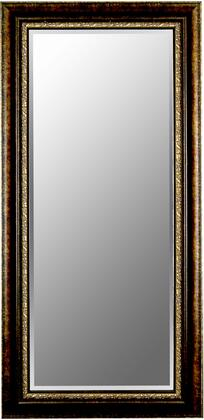 Hitchcock Butterfield 76140X Rubbed Copper Bronze Framed Wall Mirror