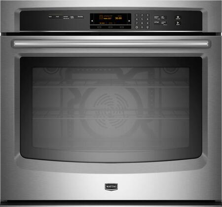 """Maytag MEW9530AS 30"""" Single Wall Oven"""