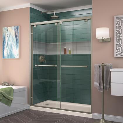 Encore Shower Door RS50 04 22B LeftDrain