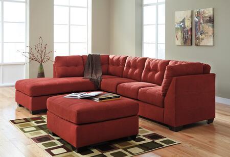 Milo Italia MI6187SECOT1SIEN Octavio Living Room Sets