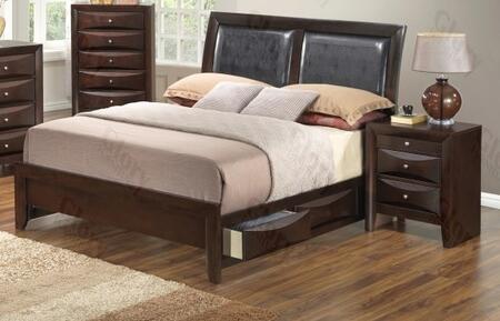 Glory Furniture G1525DDKSB2N G1525 King Bedroom Sets