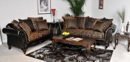 Chelsea Home Furniture 3700SL Elegant Living Room Sets
