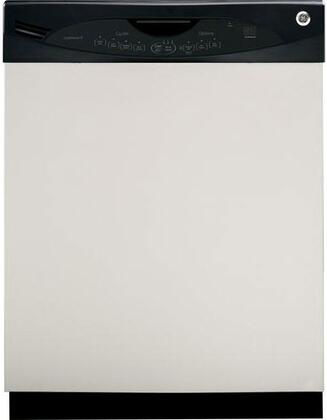 GE GLDA696PSS 690 Series Built-In Full Console Dishwasher