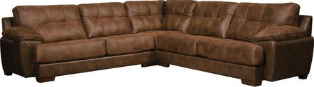 """Jackson Furniture Drummond Collection 4296-63-59-73- 128"""" 3-Piece Sectional with Left Arm Facing Sofa, Corner and Right Arm Facing Sofa in"""