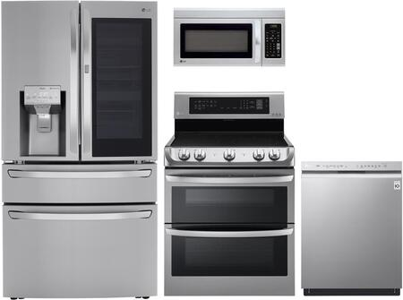 LG 728935 Kitchen Appliance Packages