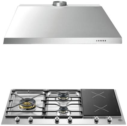 Bertazzoni 708247 Professional Kitchen Appliance Packages
