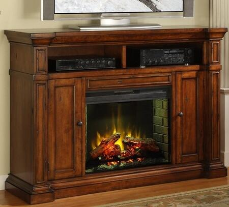 Legends Furniture ZGB1900 Berkshire Series  Fireplace