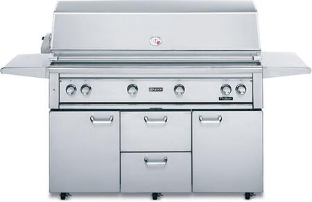 Lynx L54PSFR1NG Freestanding Natural Gas Grill