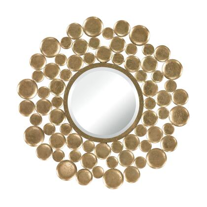 Sterling 132003 Beattystown Series Round Both Wall Mirror