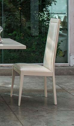 VIG Furniture VGACANCONACH Modrest Ancona Series Modern Wood Frame Dining Room Chair