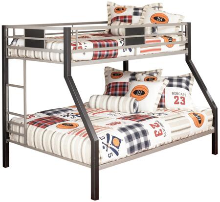 Signature Design by Ashley B10656 Dinsmore Series  Twin/Full Size Bunk Bed