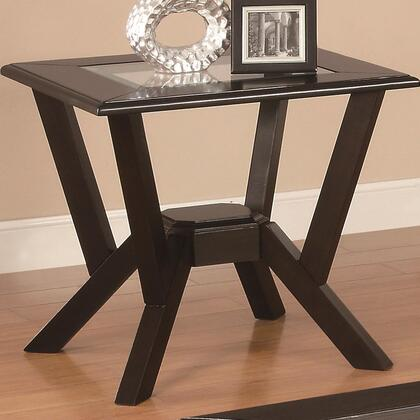 Coaster 701817 701810 Series Contemporary Rectangular End Table
