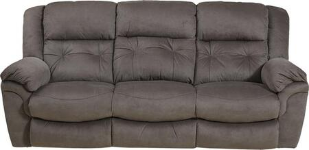 Catnapper 4255204438204538 Joyner Series  Faux Leather Sofa