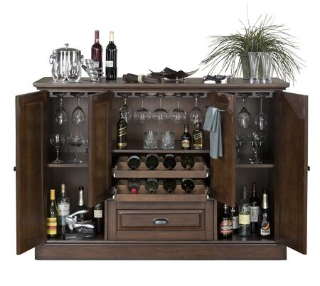 "American Heritage 600055NAV Carlotta Series 60"" Wine Bar,"