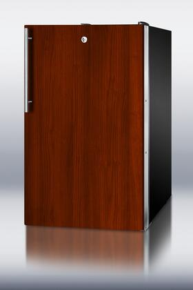 "Summit SWC525LDS7IF 19.38"" Wine Cooler"