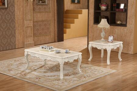 Meridian 291CE Serena Living Room Table Sets