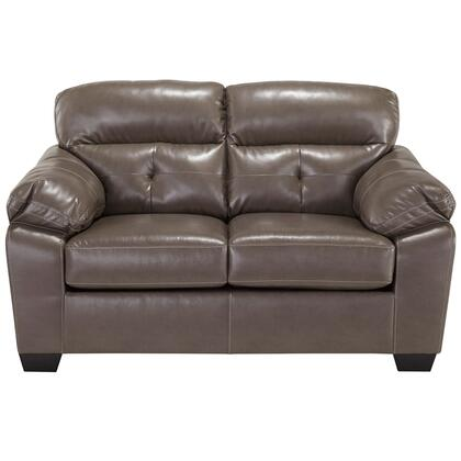 Bastrop Loveseat Steel
