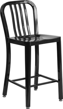 Flash Furniture Ch 61200 24 24 High Metal Indoor Outdoor Barstool