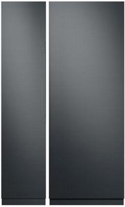 Dacor 867736 Modernist Side-By-Side Refrigerators