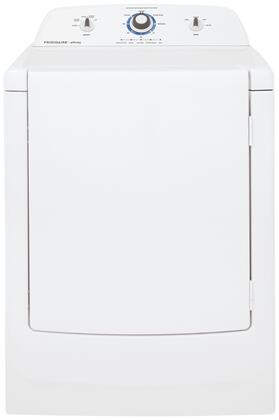 "Frigidaire FARG1011MW 27"" Gas Affinity Series Gas Dryer"
