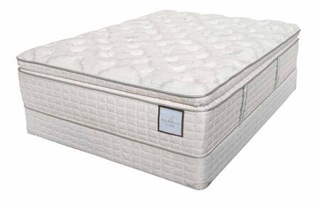 Serta PSPT701423TXL Bellagio Series Twin Extra Long Size Pillow Top Mattress