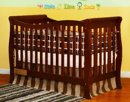 AFG 6005 Athena Nadia 3-in-1 Convertible Crib in