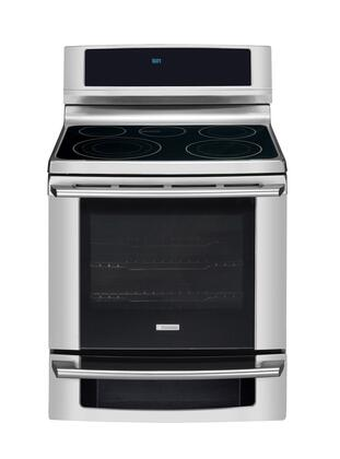 "Electrolux EW30EF65GS 30"" Wave-Touch Series Electric Freestanding"