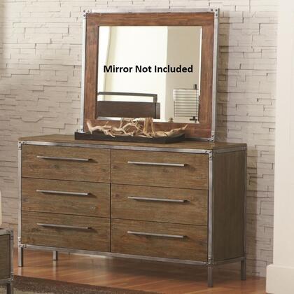 Coaster 203803 Arcadia Series Wood Dresser