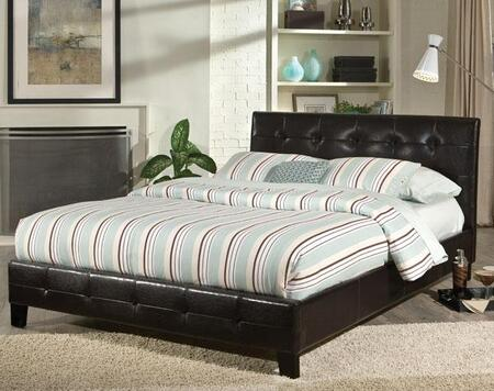 Standard Furniture 92032A Rochester Series  Queen Size Panel Bed