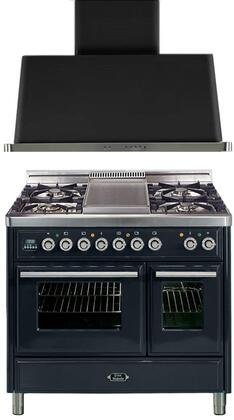 Ilve 721585 Majestic Techno Kitchen Appliance Packages